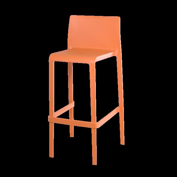 Design Barhocker Volt in orange