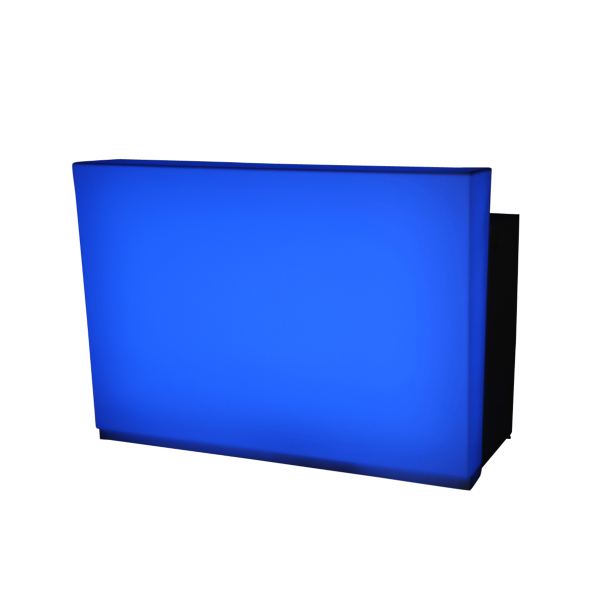 dieeventausstatter LED-Bar blau