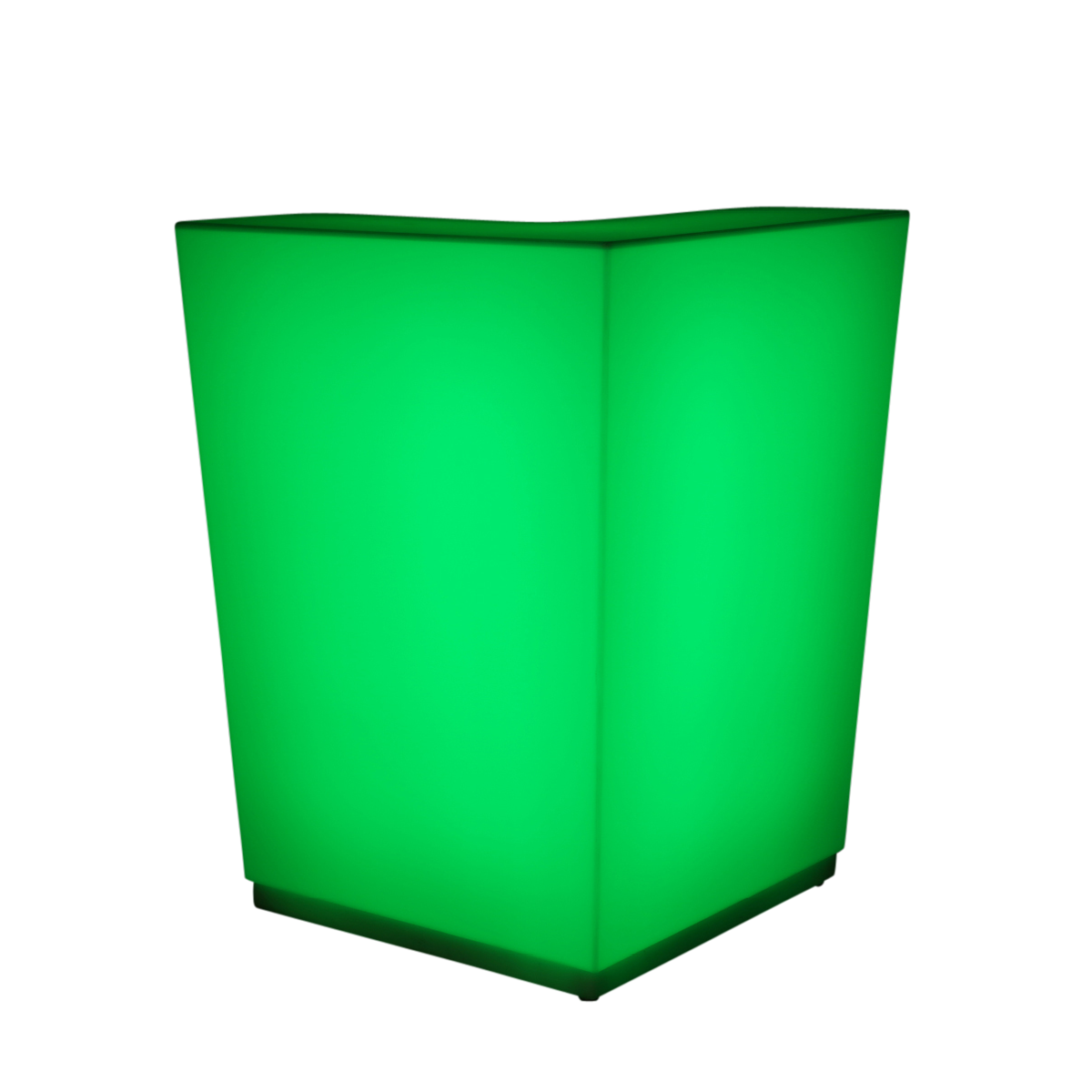 dieeventausstatter LED-Eckelement grün