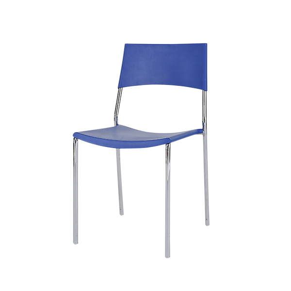 dieeventausstatter Stuhl Florida blau