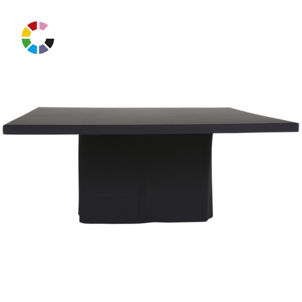 dieeventausstatter Tischbezug Banketttisch Farbauswahl