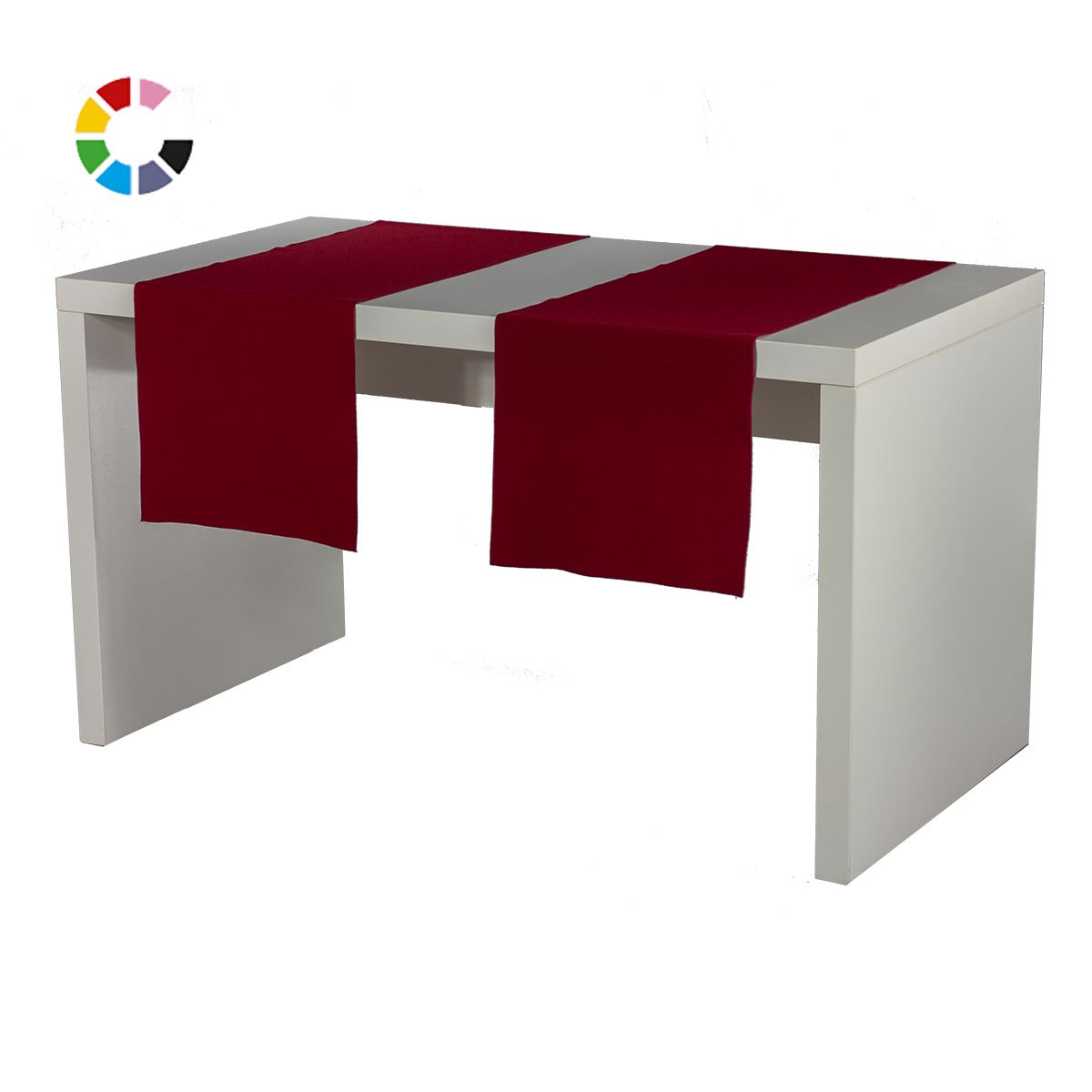 dieeventausstatter Tischläufer Farbauswahl